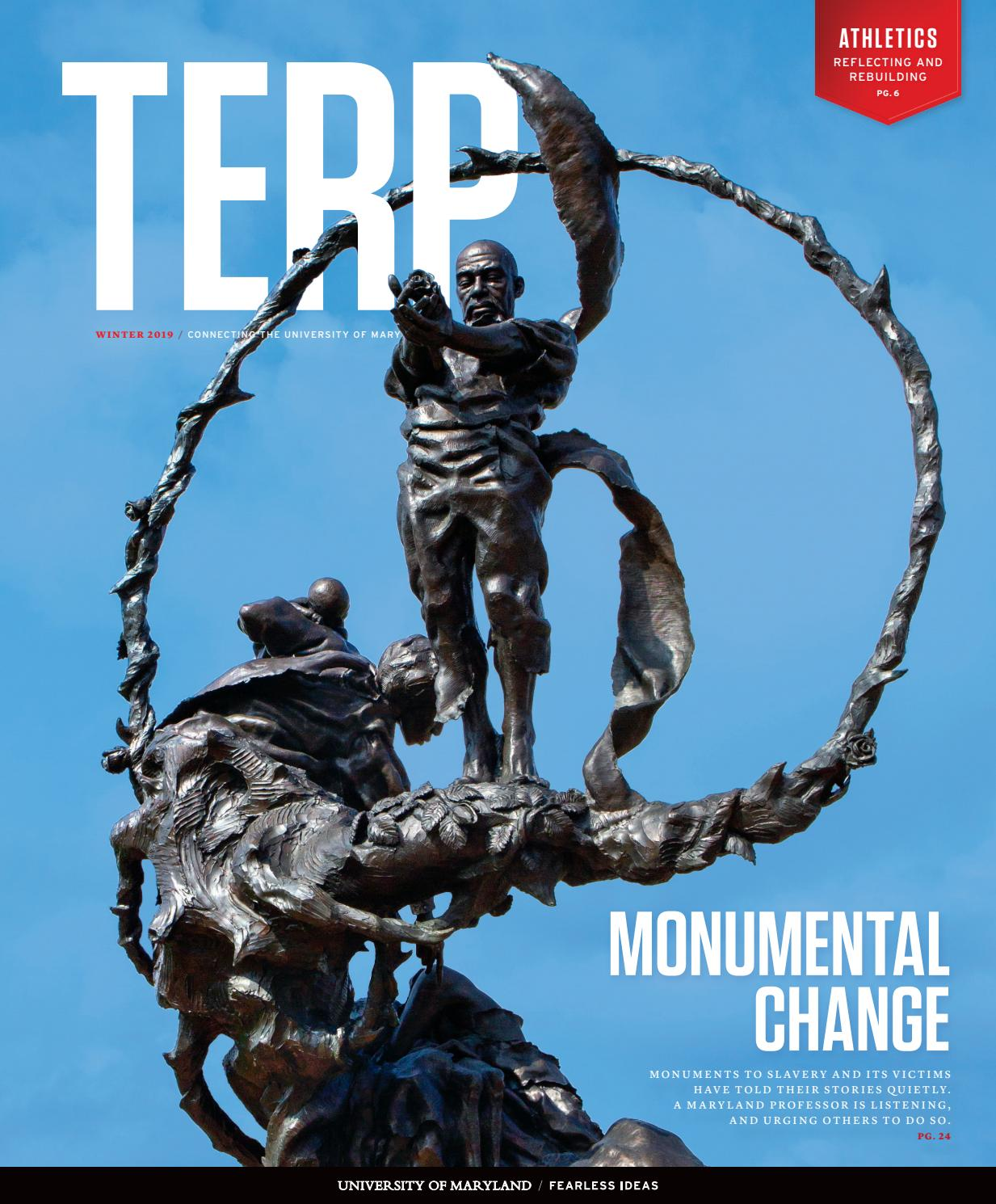 TERP Winter 2019 by University of Maryland - issuu