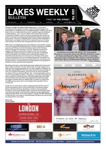 Issue 685 by Lakes Weekly Bulletin - issuu 5bc99704d1b