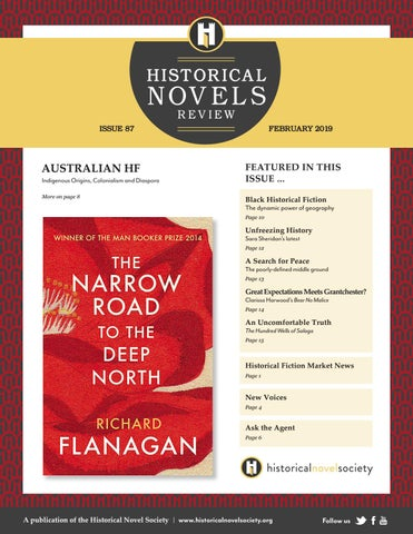 Historical Novels Review, Issue 87 (February 2019)