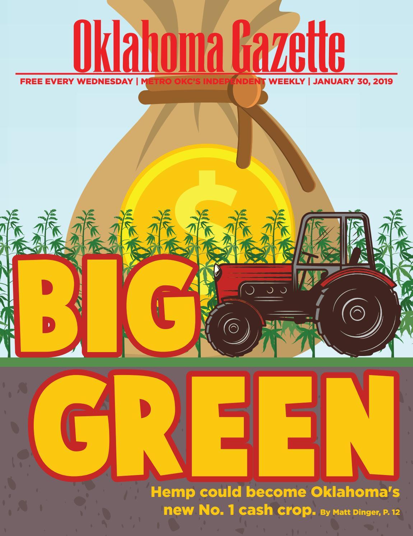 cf9bb4458b Big green by Oklahoma Gazette - issuu