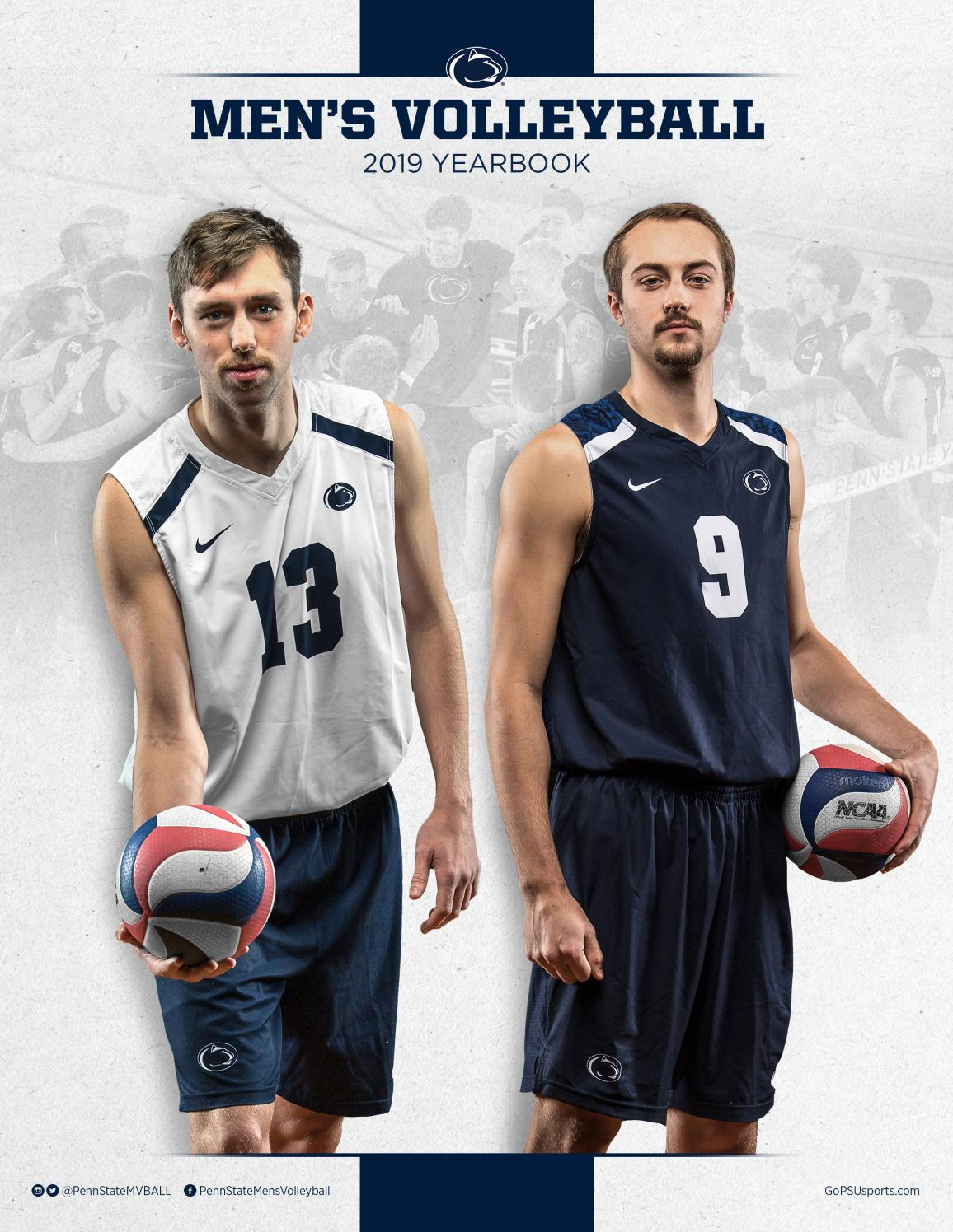 2019 Penn State Men S Volleyball Yearbook By Penn State Athletics Issuu