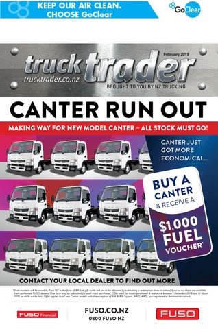 Truck Trader February 2019 by NZTrucking issuu