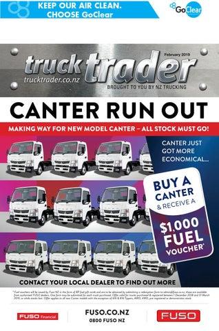 Truck Trader February 2019 by NZTrucking - issuu