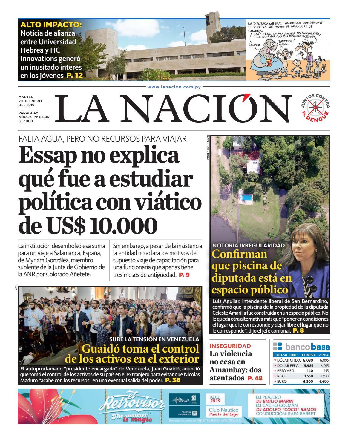 DIARIO LA NACIÓN - EDICIÓN 8.605 by La Nación - issuu 1a80d733eb8b7