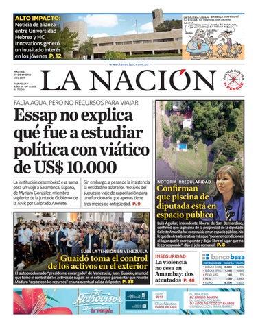 DIARIO LA NACIÓN - EDICIÓN 8.605 by La Nación - issuu df529a8ce338