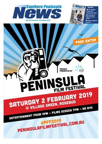29 January 2019 by Mornington Peninsula News Group - issuu c924dce56f