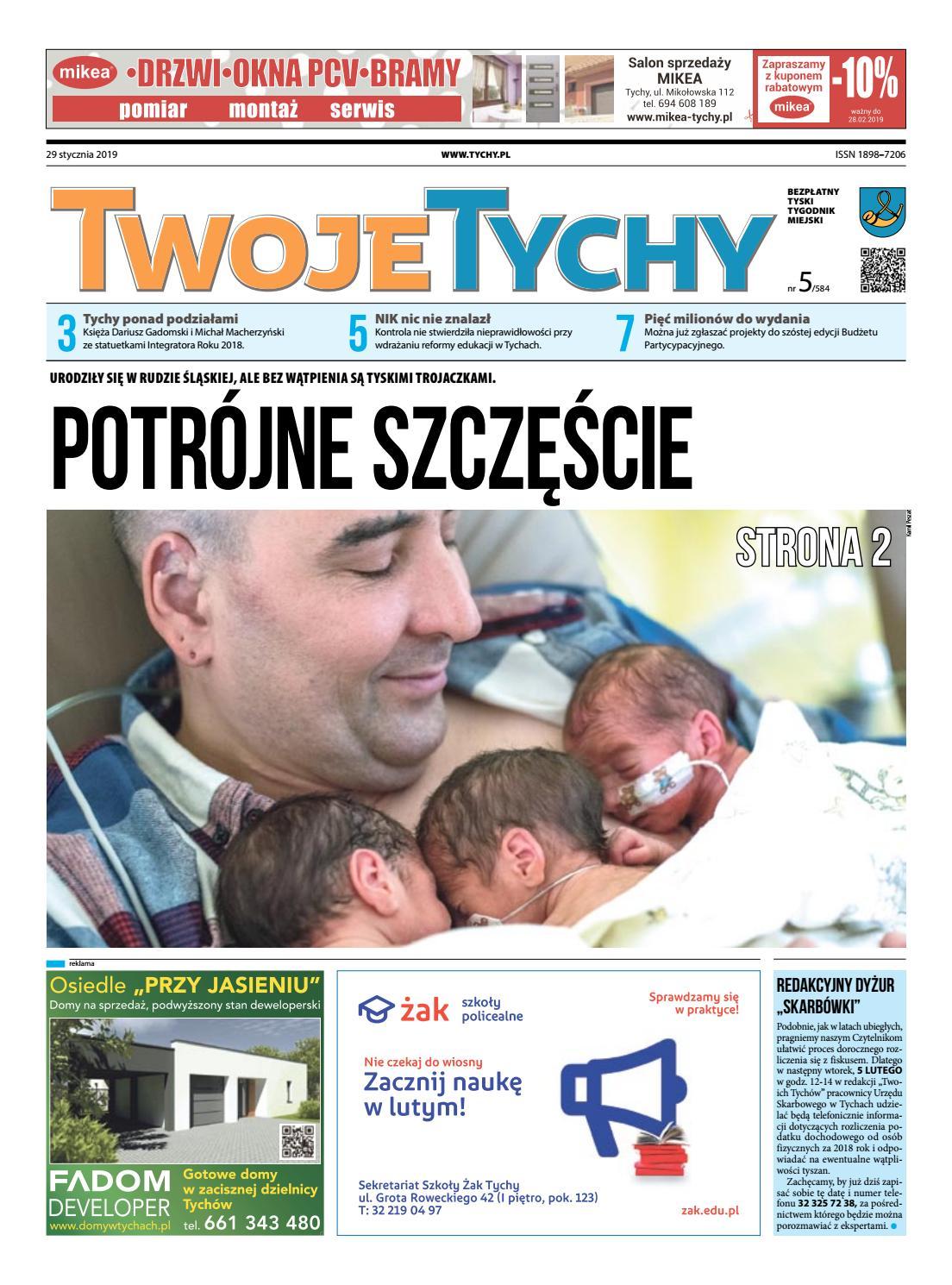 52f7dce8d783ae Twoje Tychy nr 584 by TwojeTychy - issuu