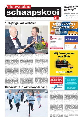 abf49e06f476ae Schaapskooi week 05 2019 by BrugMedia B.V. - issuu