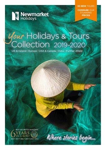 4845f186f660a Your Holidays   Tours Collection 2019-2020 by Newmarket Holidays - issuu