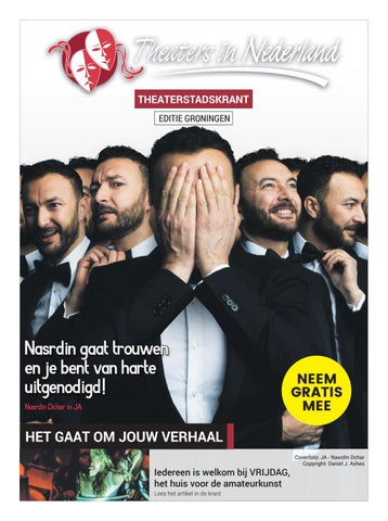 2014c4ede09 Theaterstadskrant Enschede januari 2019 by Theaters in Nederland - issuu