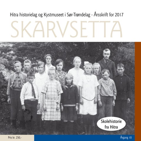 dc067db5 Skarvsetta 2017 by Vindfang reklame - issuu