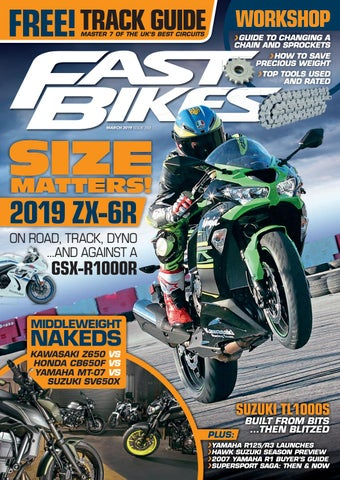 Fast Bikes March 2019 Preview By Mortons Media Group Ltd Issuu