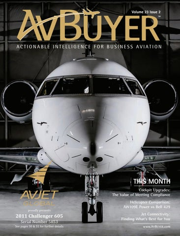 AvBuyer Magazine February 2019 by AvBuyer Ltd  - issuu