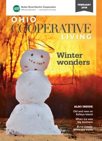Pleasing Ohio Cooperative Living February 2019 Butler By Ohio Ibusinesslaw Wood Chair Design Ideas Ibusinesslaworg