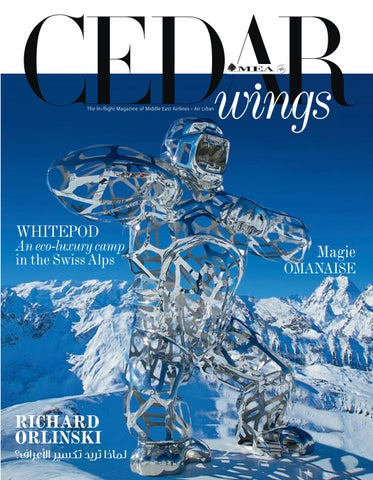 Cedar Wings Magazine. February   March 2019