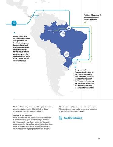 Page 13 of Brazil's AC Compressor Market
