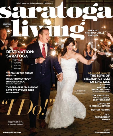 c60ce6314a6 saratoga living 2019  I Do!  Issue by saratogalivingmagazine - issuu