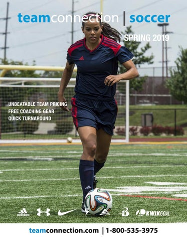 9d06bf9b3 Soccer Spring 2019 Catalog by Team Connection - issuu