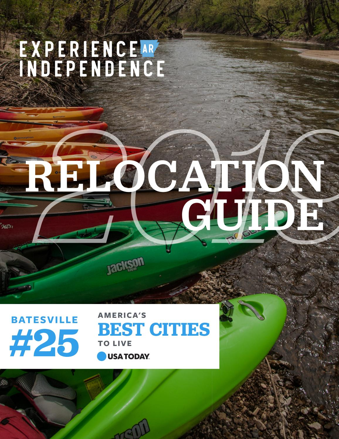 Batesville Chamber of Commerce 2019 Relocation Guide by