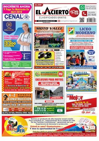 ef015f87d924e Palmira 1022 - 25 enero 2019 by El Acierto - issuu