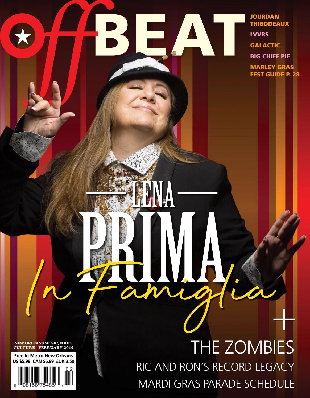 OffBeat Magazine Febraury 2019 by OffBeat Magazine - issuu