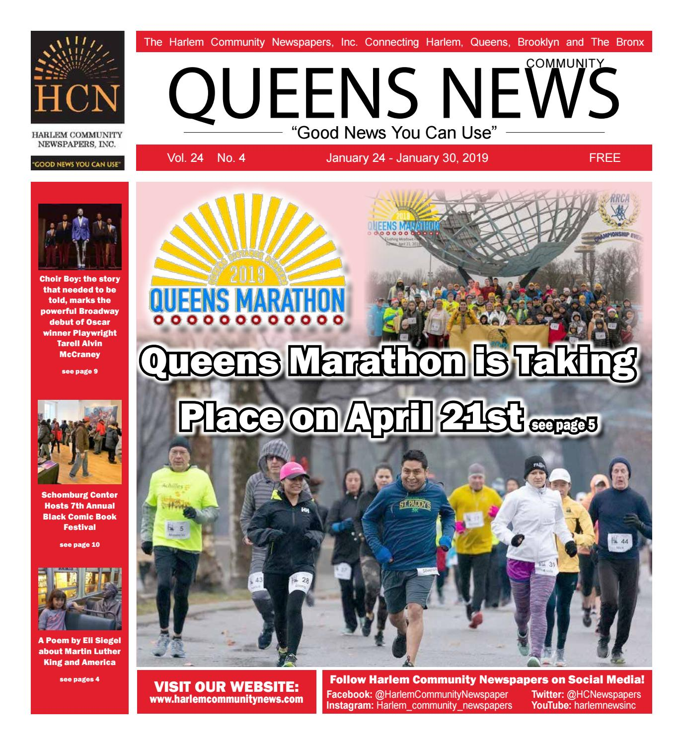 Queens Community Newspapers | January 24, 2019 by Mike Kurov