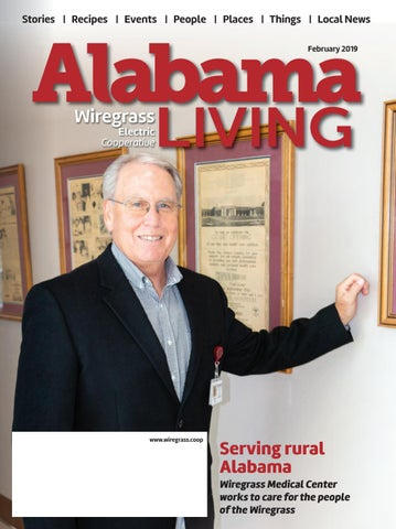 Wiregrass Calendar February 2019 February 2019 Wiregrass by Alabama Living   issuu