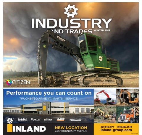 INDSTRY AND TRADE-WINTER 2019 by Prince George Citizen - issuu