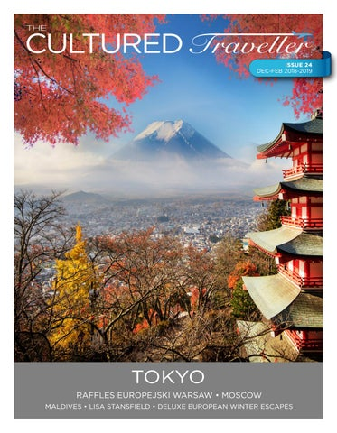 The Cultured Traveller, December 2018-February 2019 Issue 24