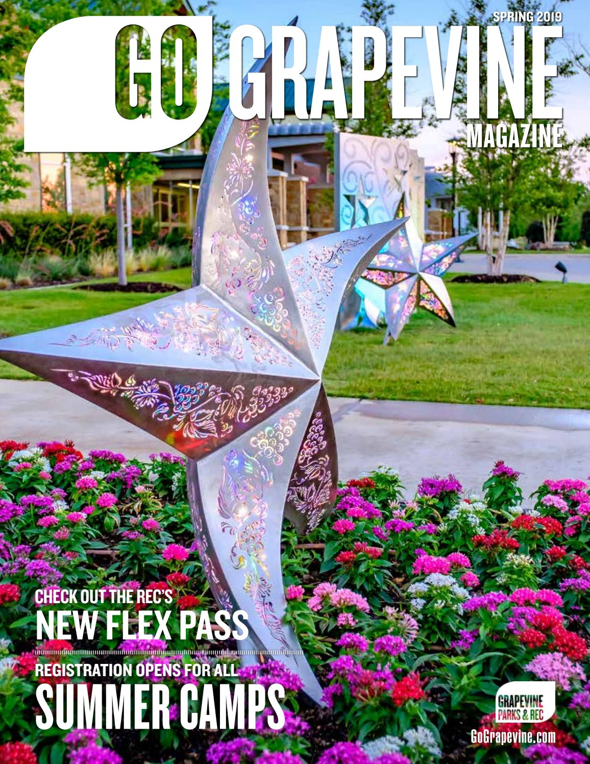 Go Grapevine Magazine | Spring 2019 by Go Grapevine - issuu