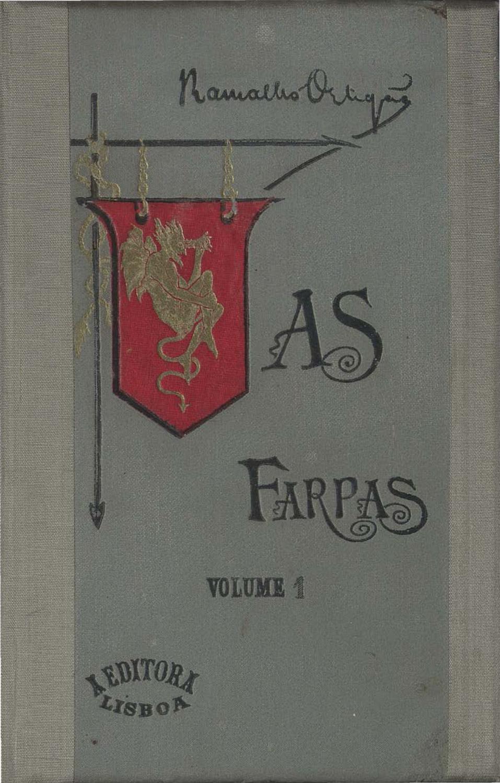 94882b6f1 Ramalho Ortigão - As Farpas, V.1 by Carlos Duarte - issuu