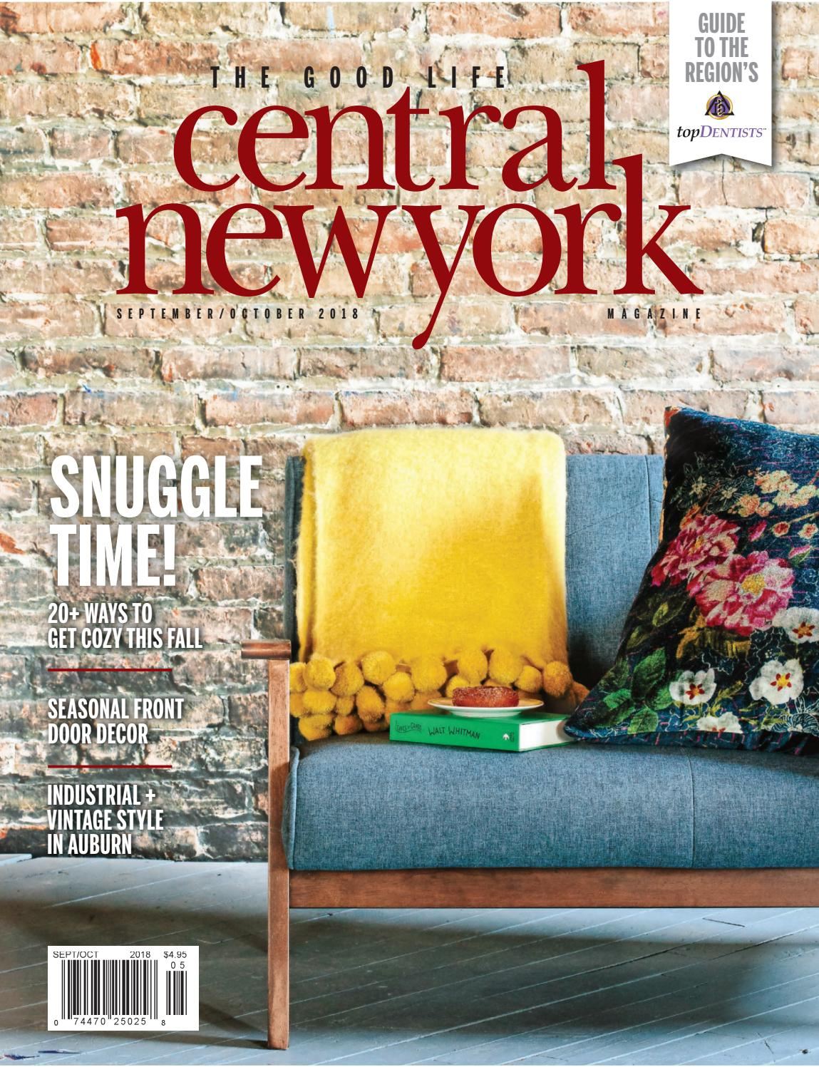 The Good Life Central New York Magazine By Cny Magazine Issuu
