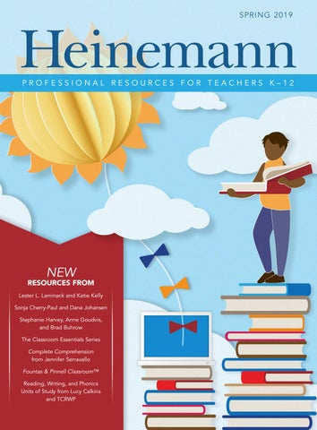 Heinemann K12 Spring 2019 Catalog by heinemann1 - issuu
