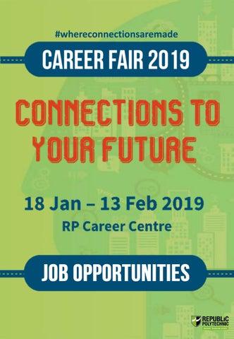 RP Career Fair 2019 by RP Career Services - issuu