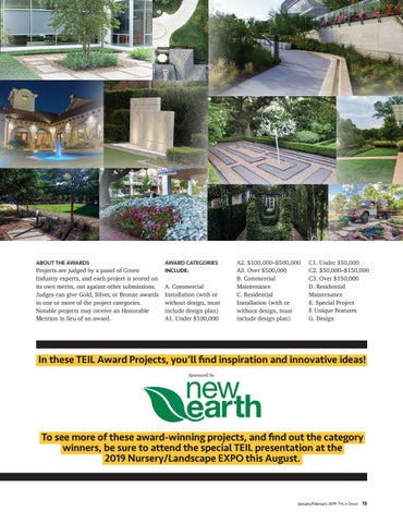 Page 15 of Texas Excellence in Landscaping Gold Winners