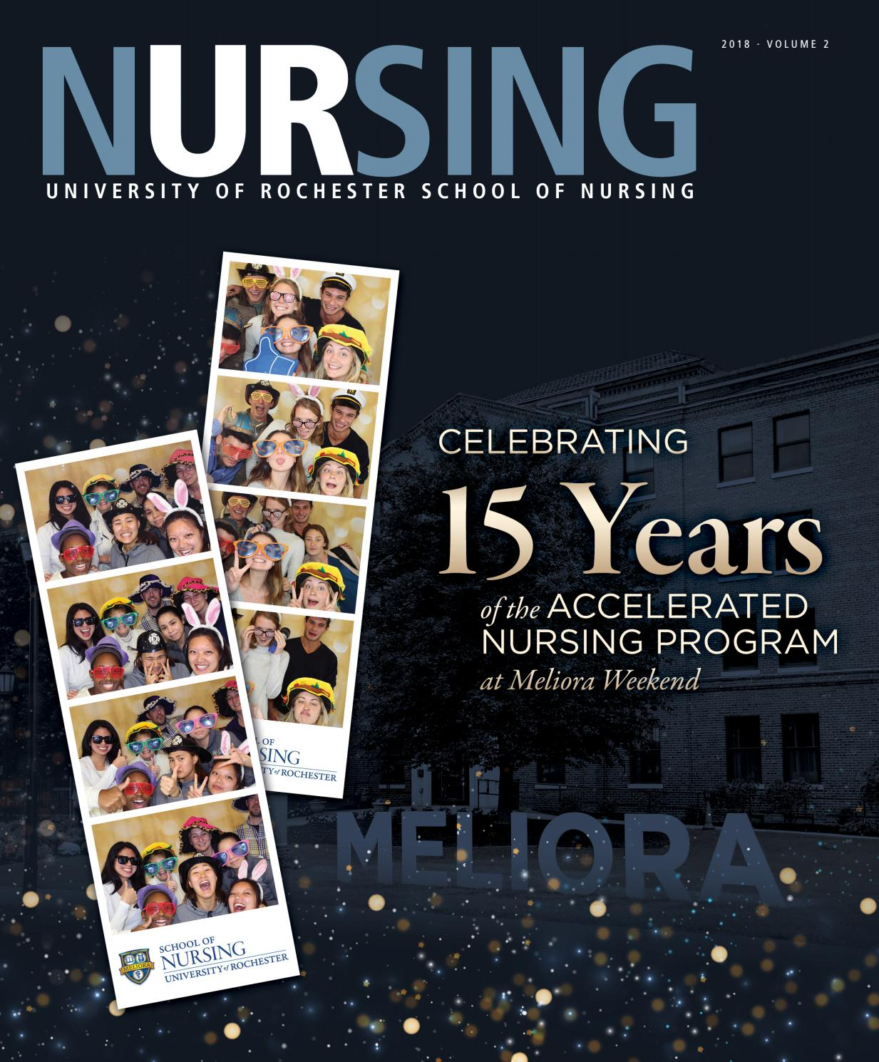 NURSING Magazine | 2018 | Volume 2 by University of