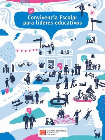 Convivencia Escolar Para Líderes Educativos By Cedlechile Issuu