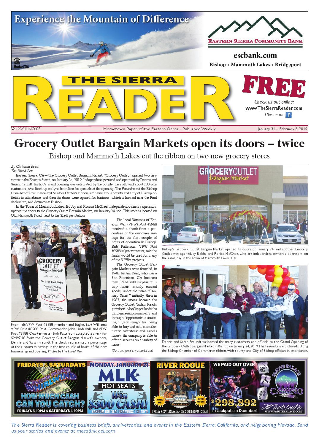 7e07a605202 THE SIERRA READER JANUARY 31 2019 by The Sierra Reader - issuu