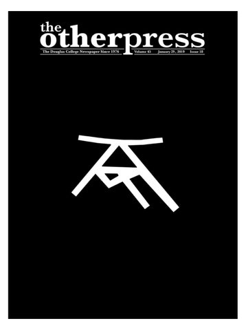 The Other Press - January 29 by Other Press - issuu