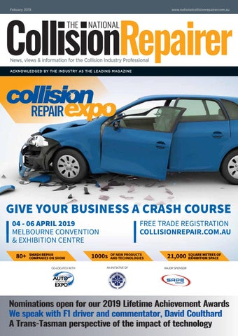 Feb 2019 by The National Collision Repairer - issuu
