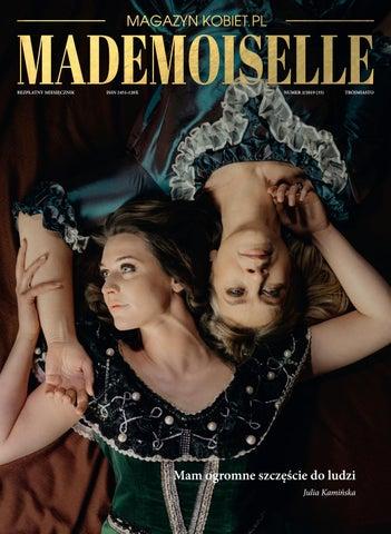 fe6905ef744d2 MADEMOISELLE 2/2019 by MADEMOISELLE - issuu