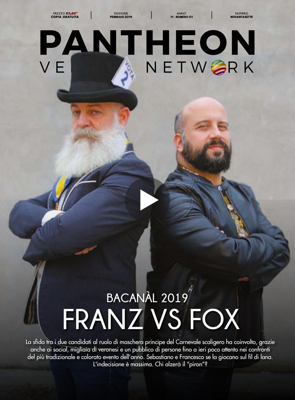 Pantheon 97 - Franz vs Fox c4029c2ece2