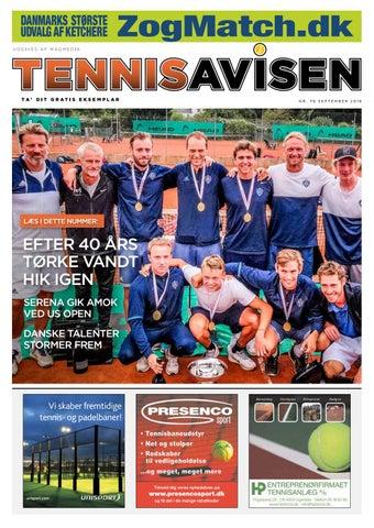d749a697e180 TENNISAVISEN 78 September 2018 by mag-media - issuu