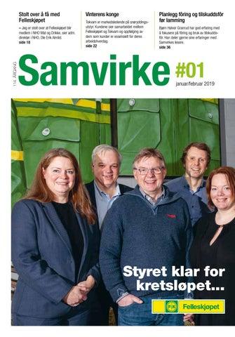 86b9b8e4 Samvirke 1 2019 by Felleskjøpet Agri - issuu