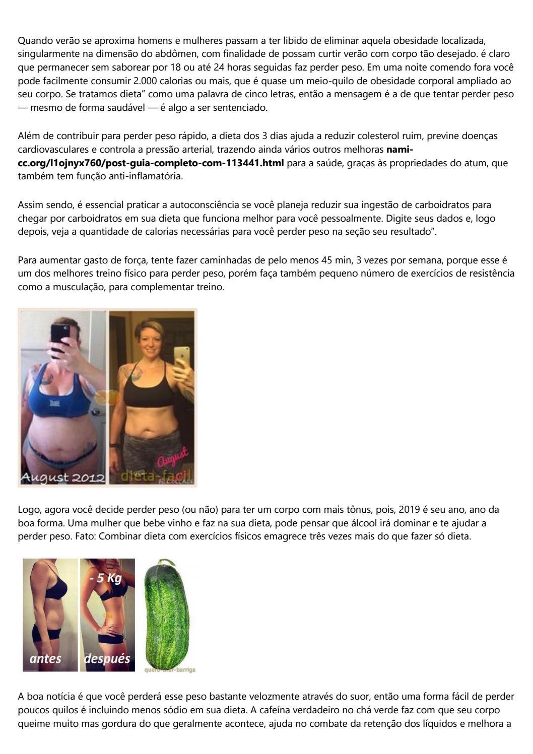 dieta para perder peso e baixar o colesterol