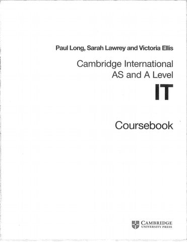 AS IT Coursebook by Andrew Mcilvain - issuu