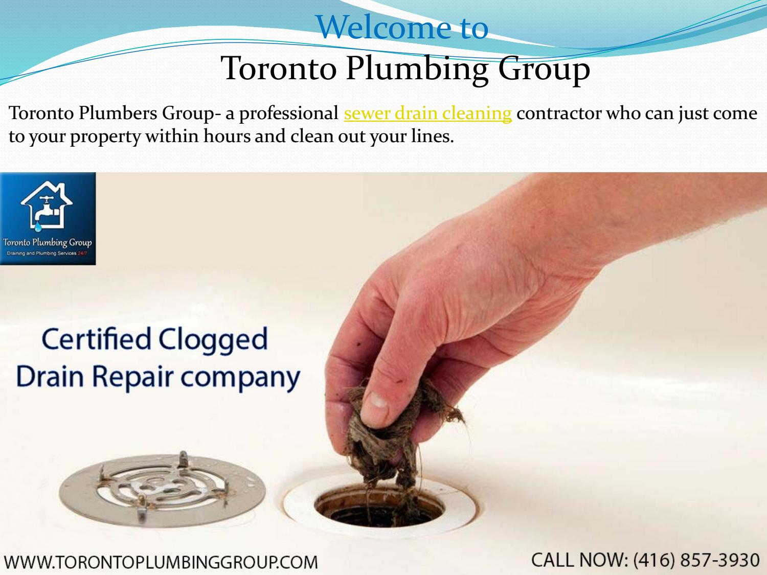 Licensed Plumber near Me Mississauga by Toronto Plumbing - issuu