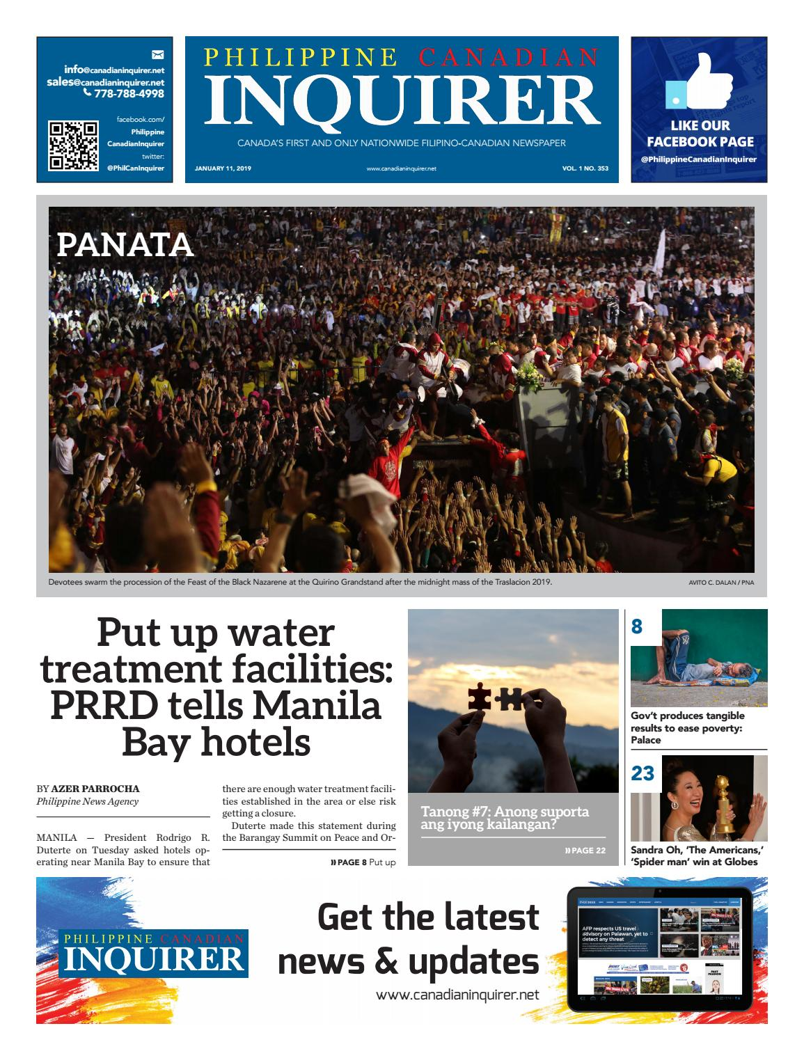 5a10bab8426af Philippine Canadian Inquirer  353 by Philippine Canadian Inquirer ...