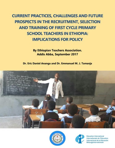 PRACTICES, CHALLENGES AND FUTURE PROSPECTS IN THE