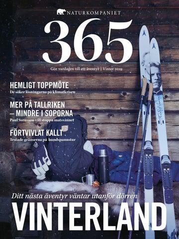 365 1901 by Naturkompaniet AB - issuu 09a61b6b6208a